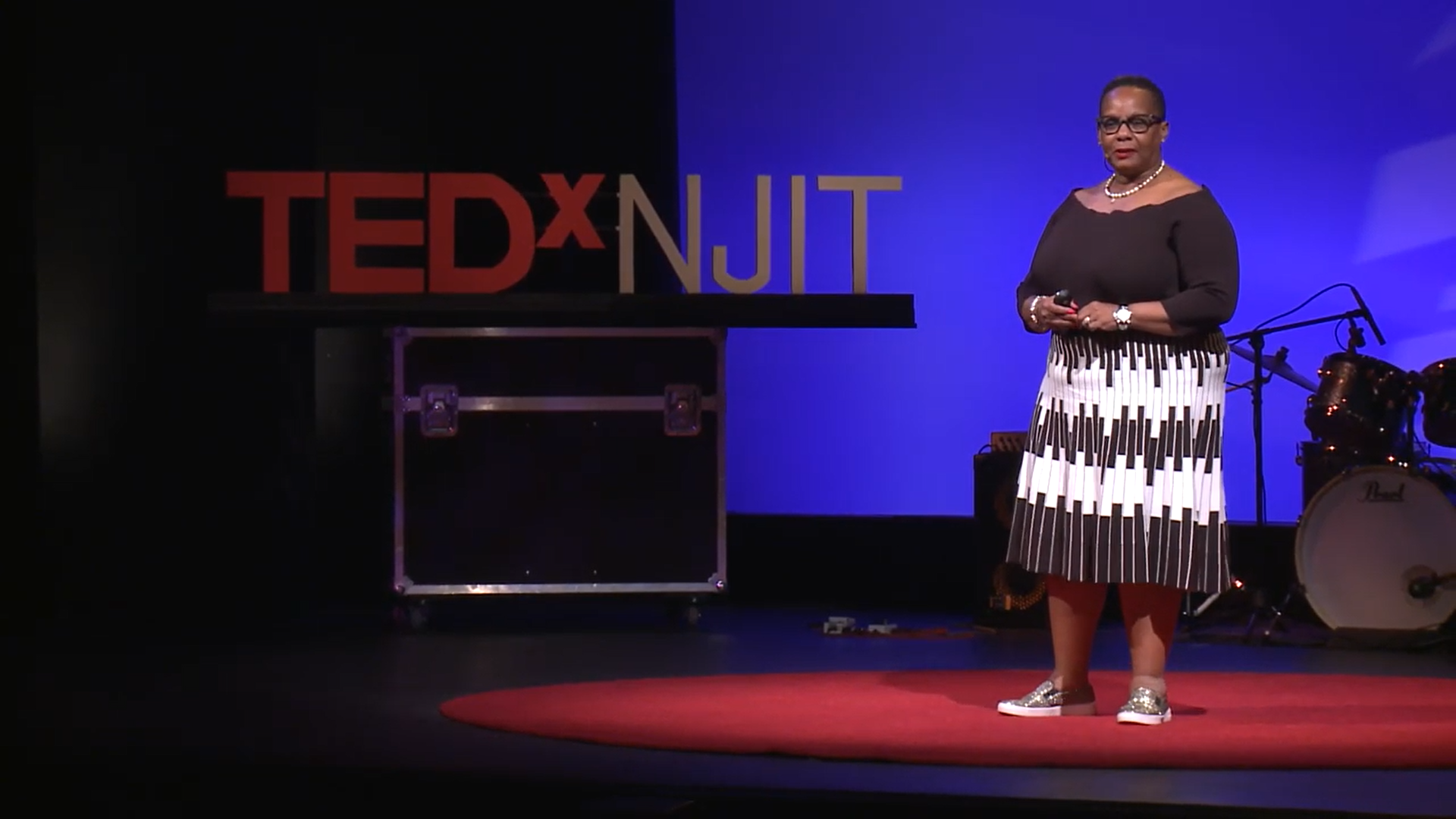 Marjorie Perry TEDx Speaker at NJIT